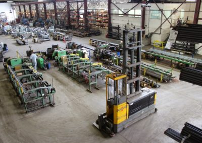 Shear machines
